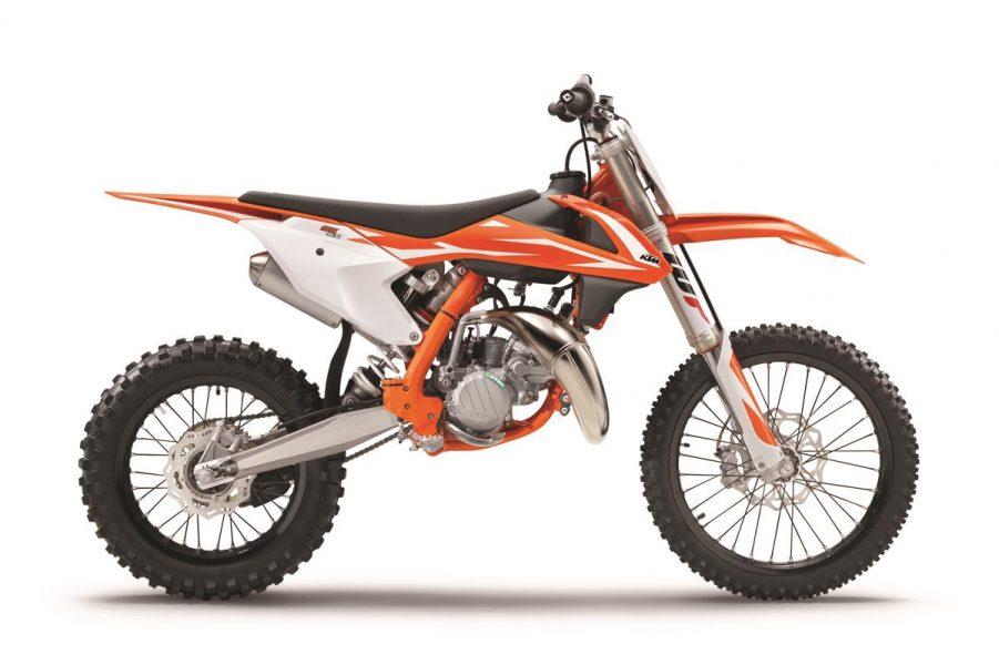 KTM 85 SX MY2018
